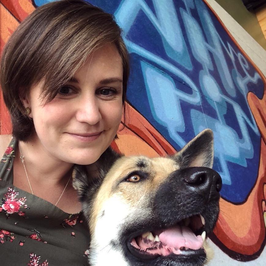 dog walker Candice