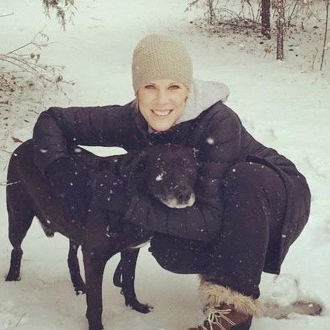 Sarah & Christopher's dog day care