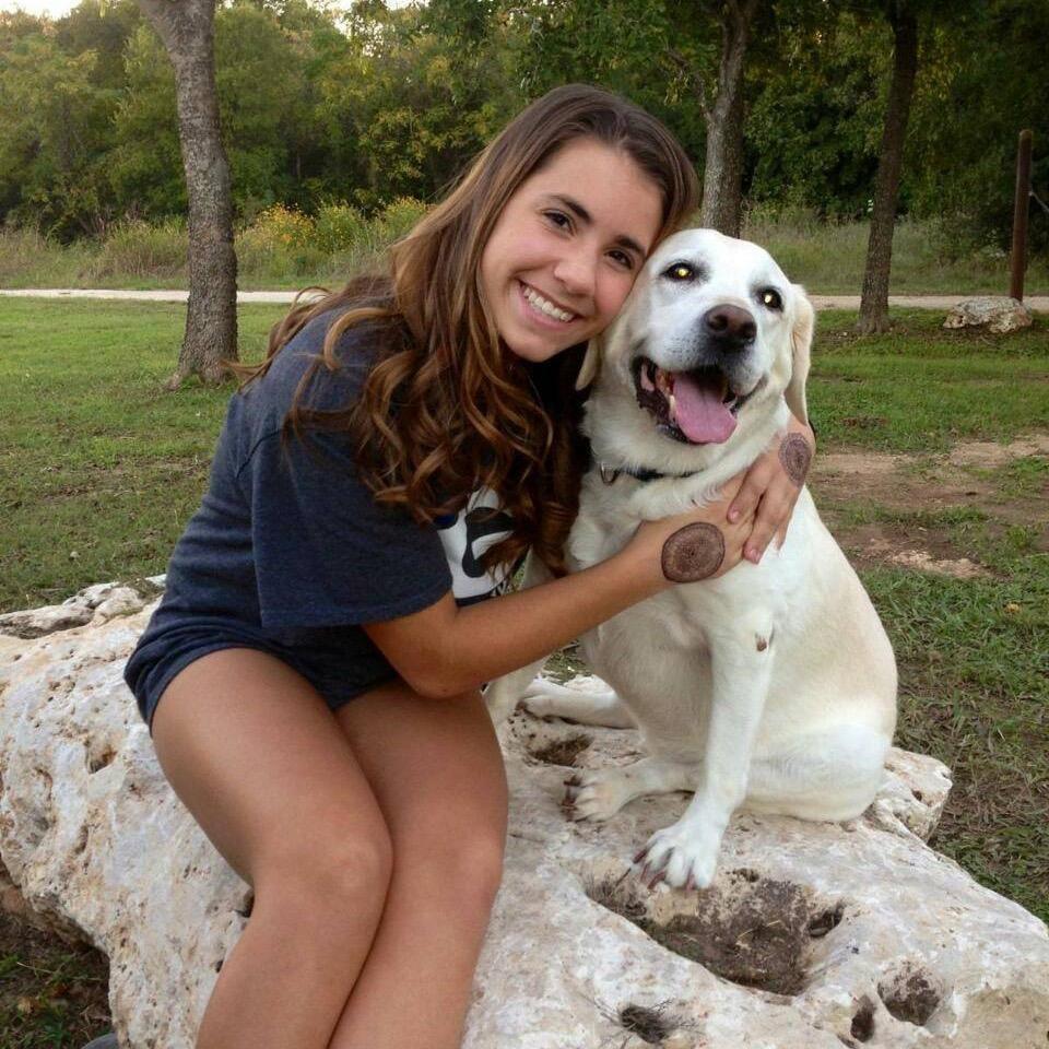 dog walker Ryleigh
