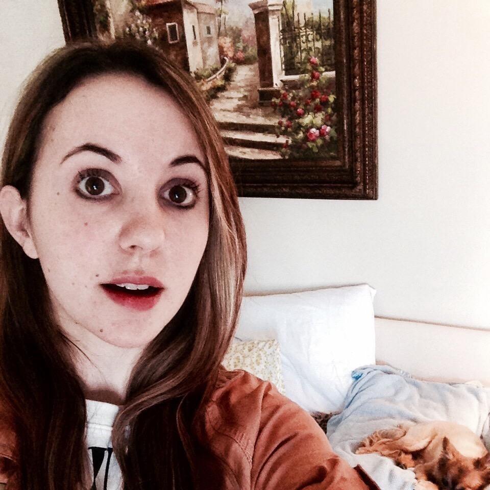 pet sitter Lauren
