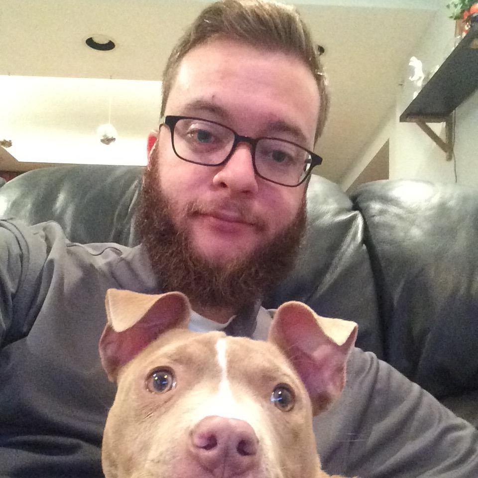 Cory's dog boarding