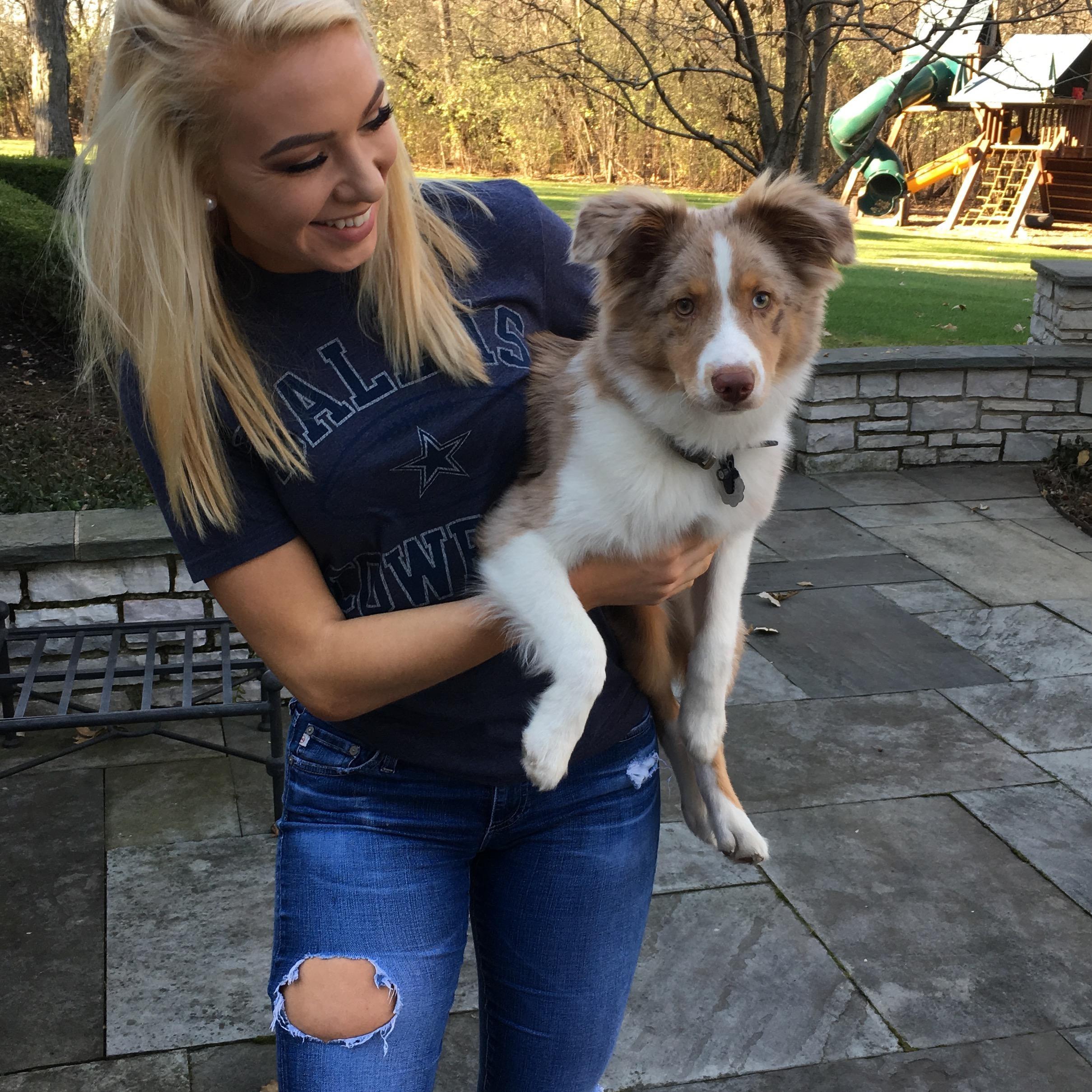 Hannah's dog boarding