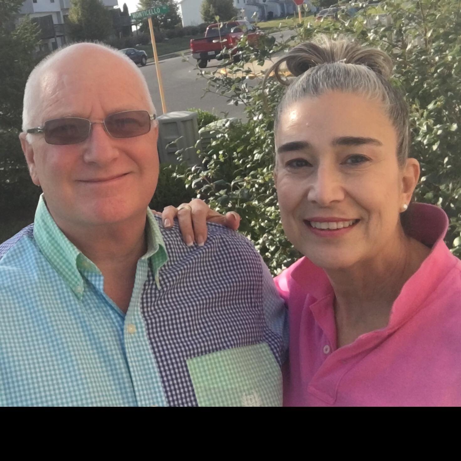 pet sitter Gary & Maryann