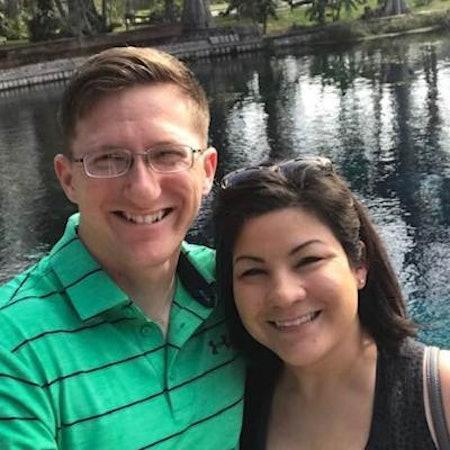 Amanda & Scott D.