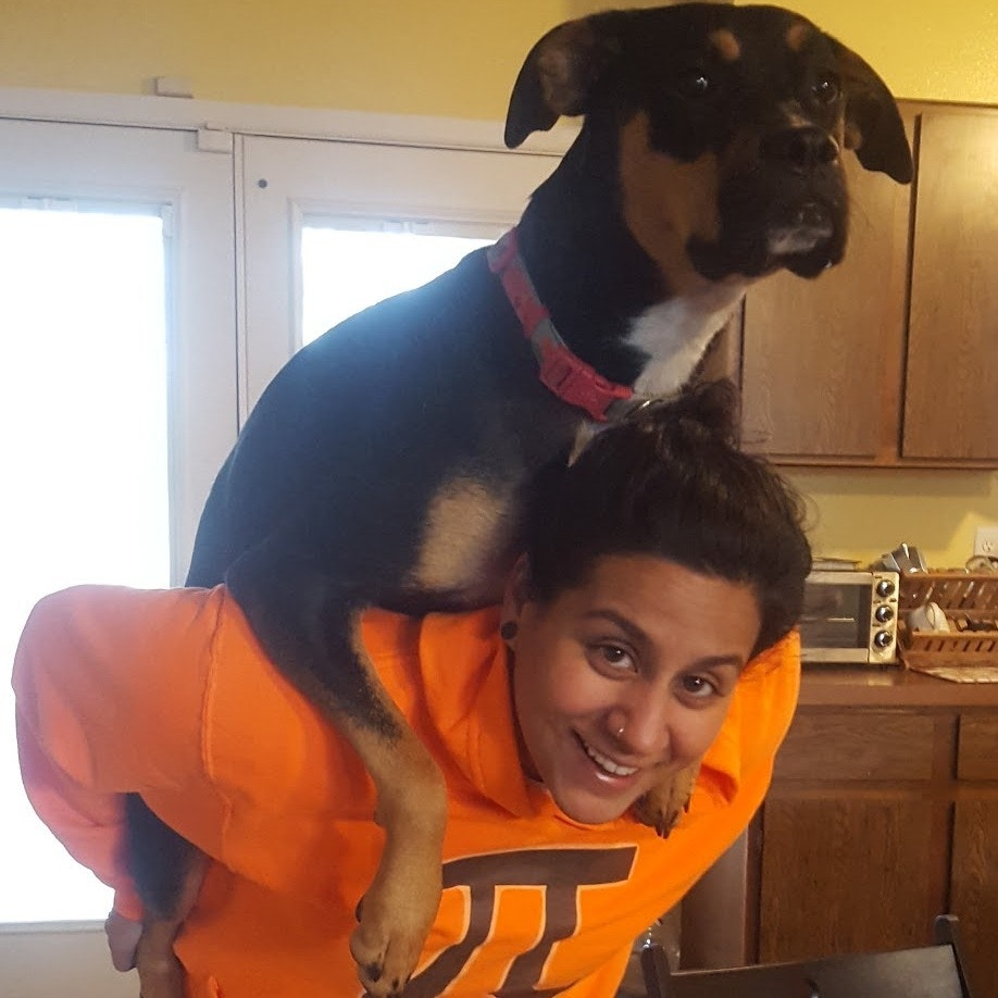 dog walker Sophia