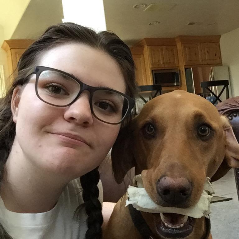 dog walker Hayley
