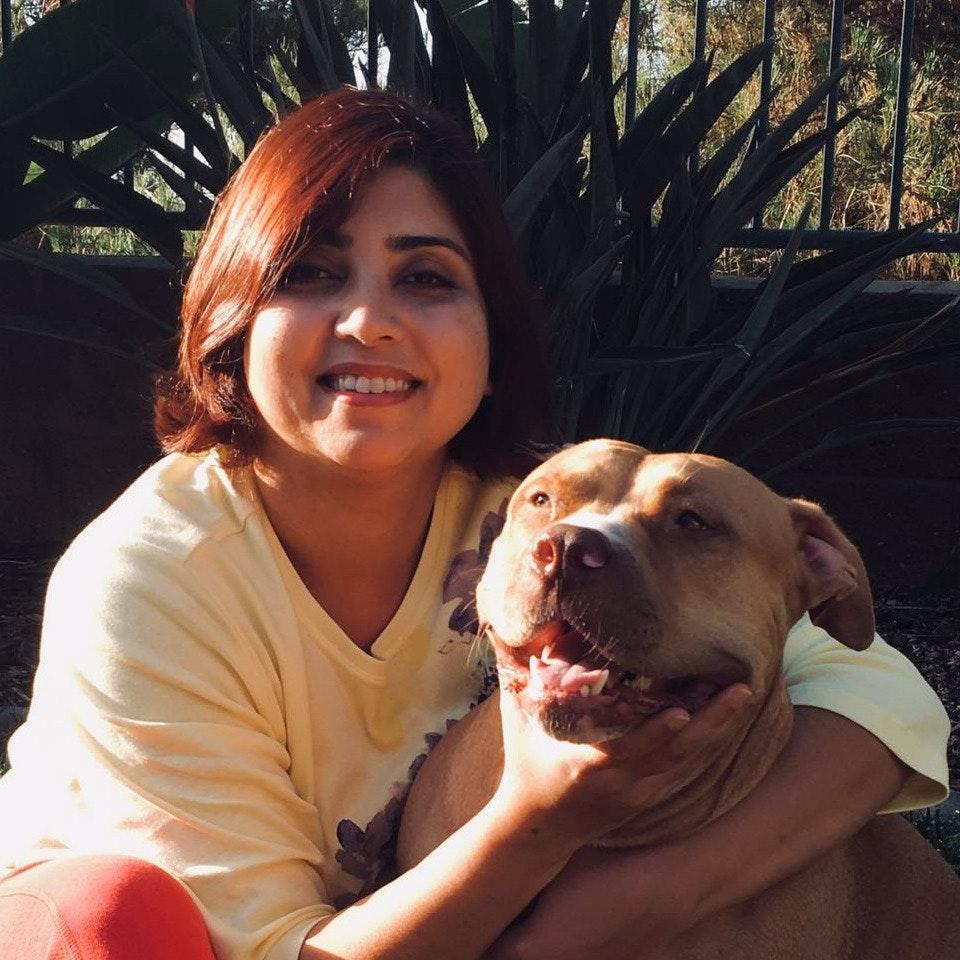 Niharika's dog day care