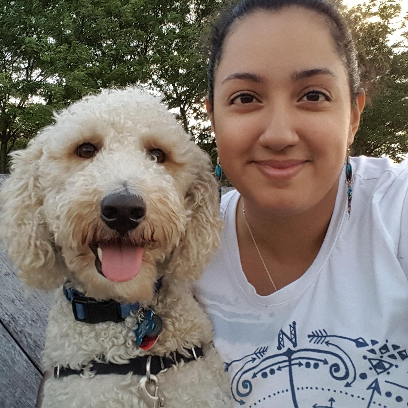 dog walker Arminda