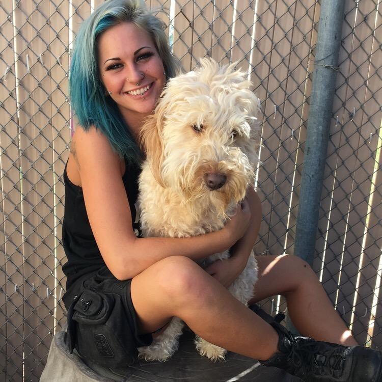 dog walker Savannah