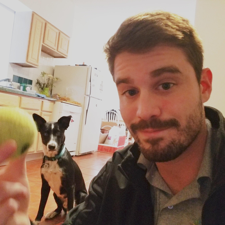Patrick's dog boarding