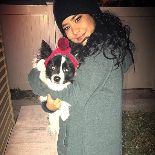 dog walker Monica