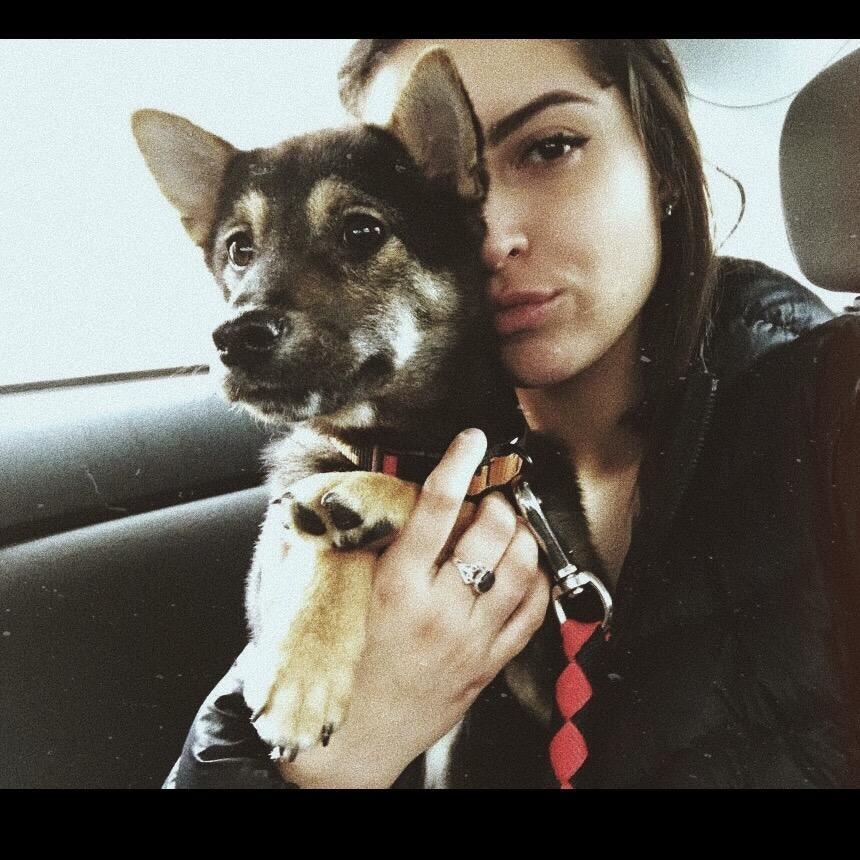 dog walker Lizelis