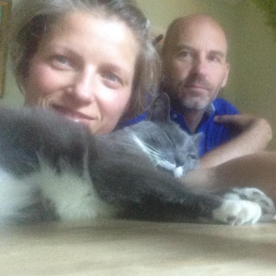 house sitter Ola & Tom