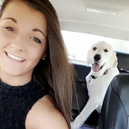 dog walker Kaylin