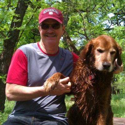 dog walker Bill