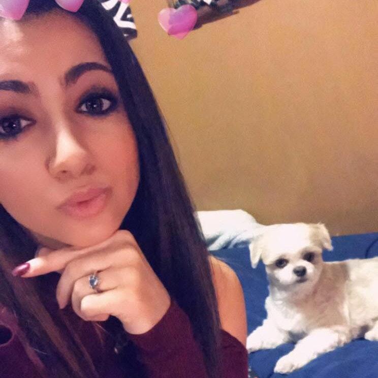 dog walker Sabrina