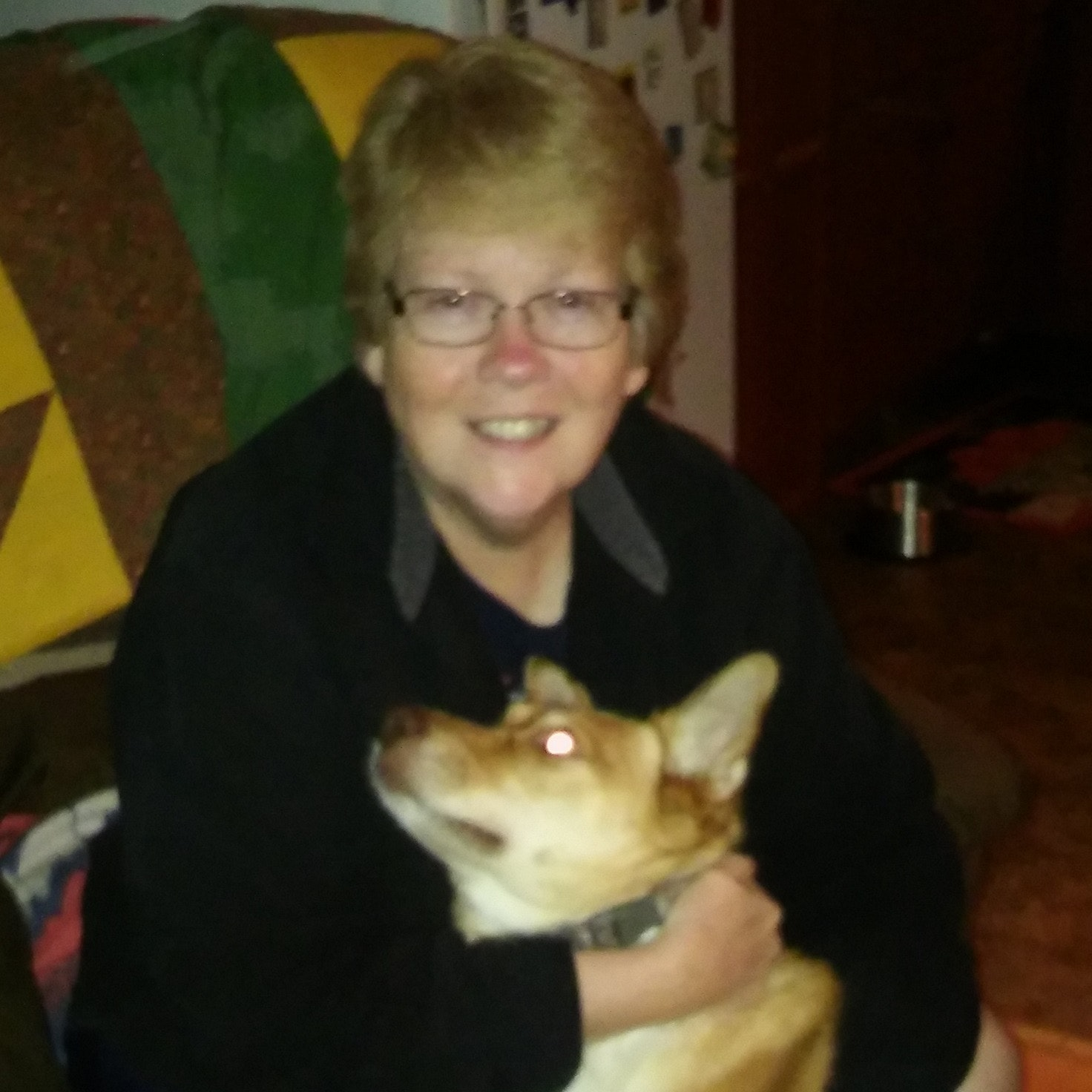 dog walker Patricia