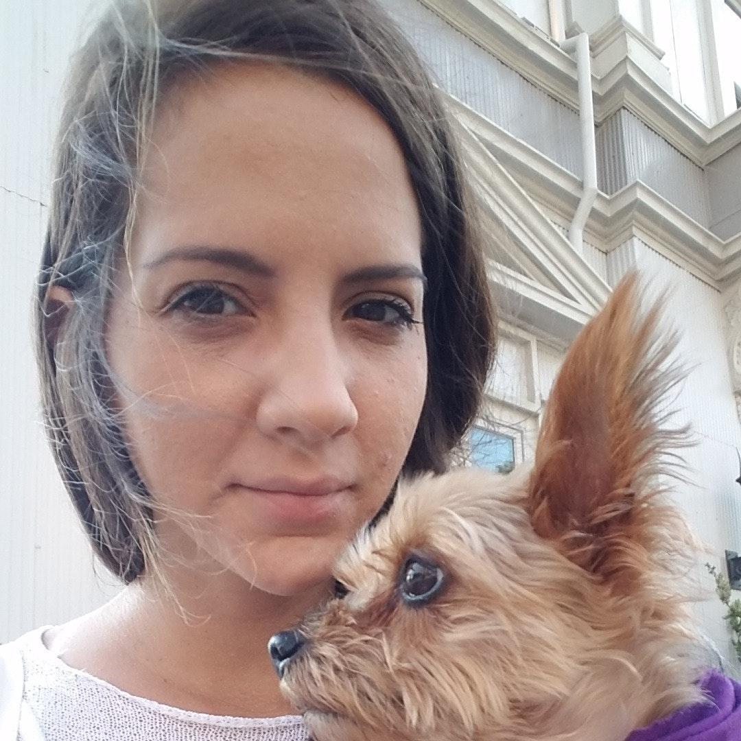 Milena's dog boarding