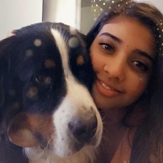 dog walker Harini