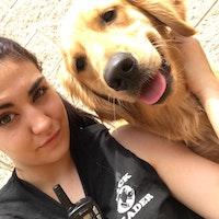 dog walker Haili