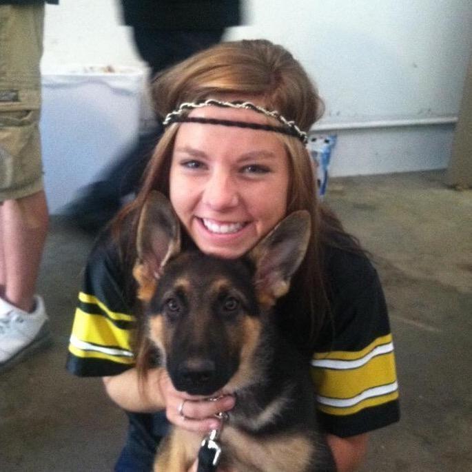 Kayla's dog day care