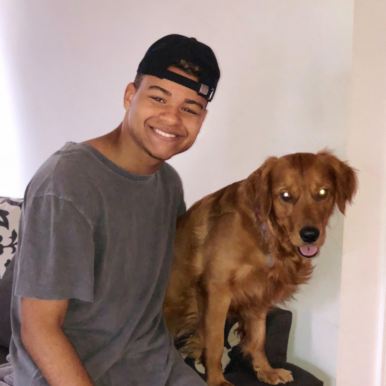 dog walker Nate
