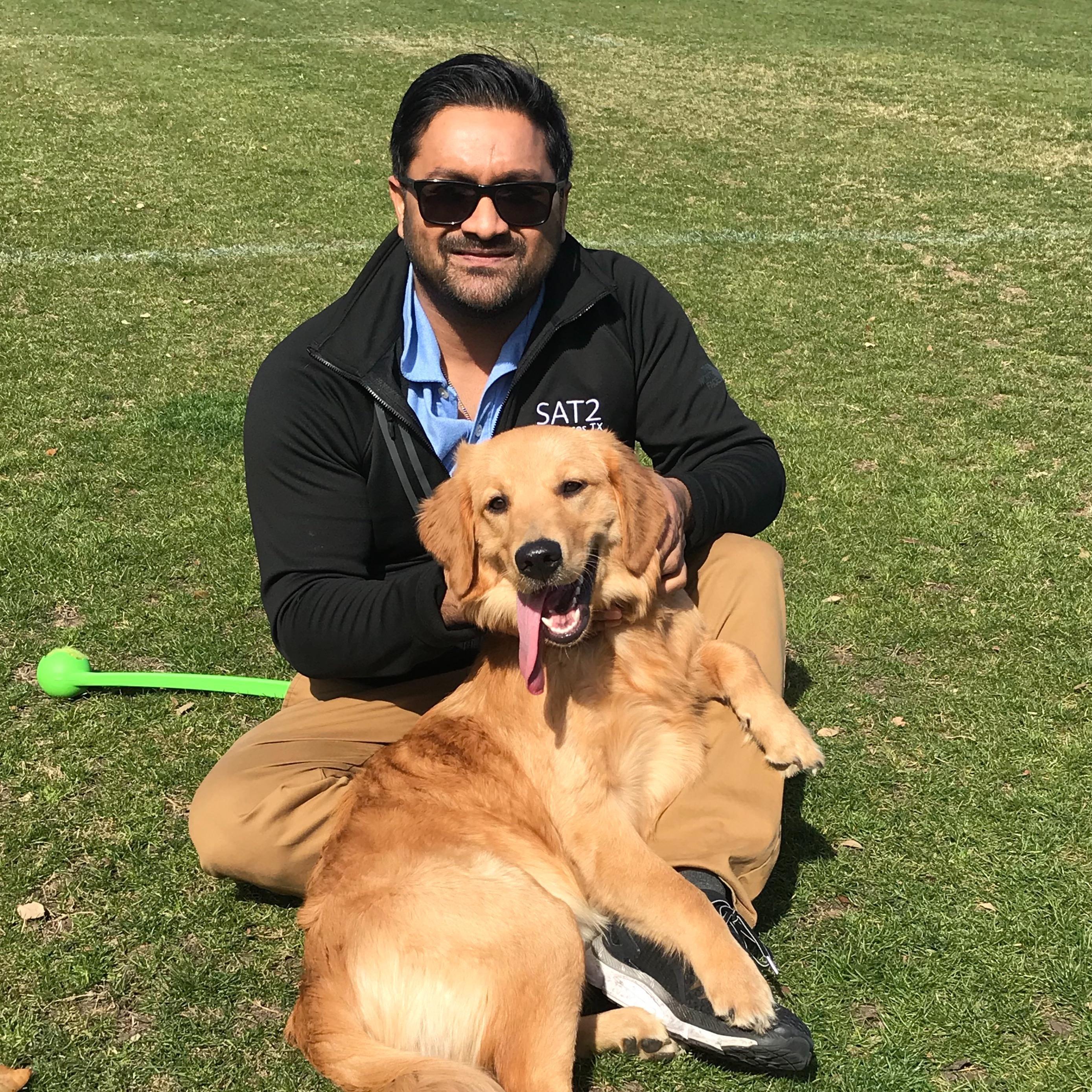 Vaibhav's dog day care