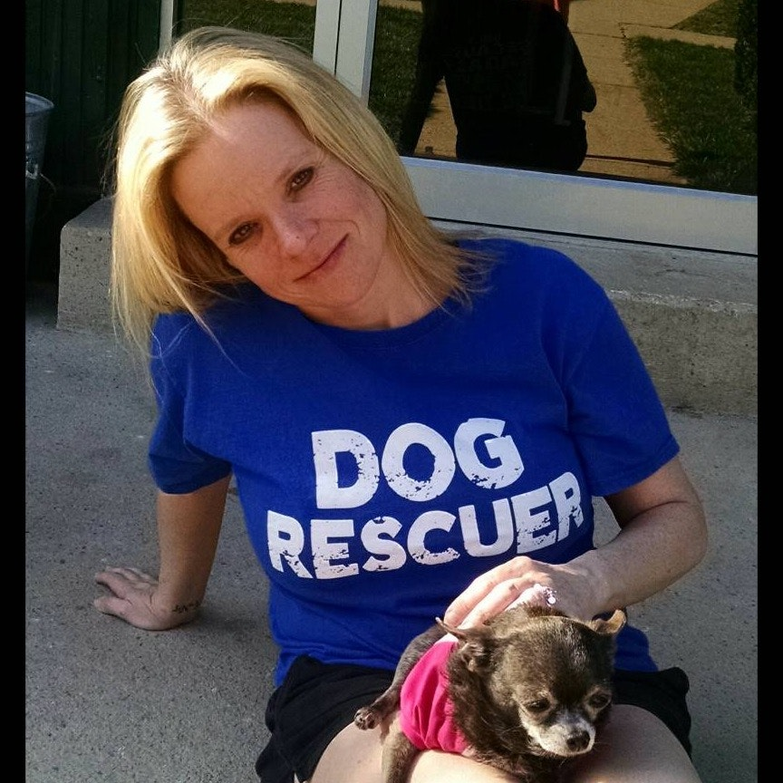 dog walker Kathie