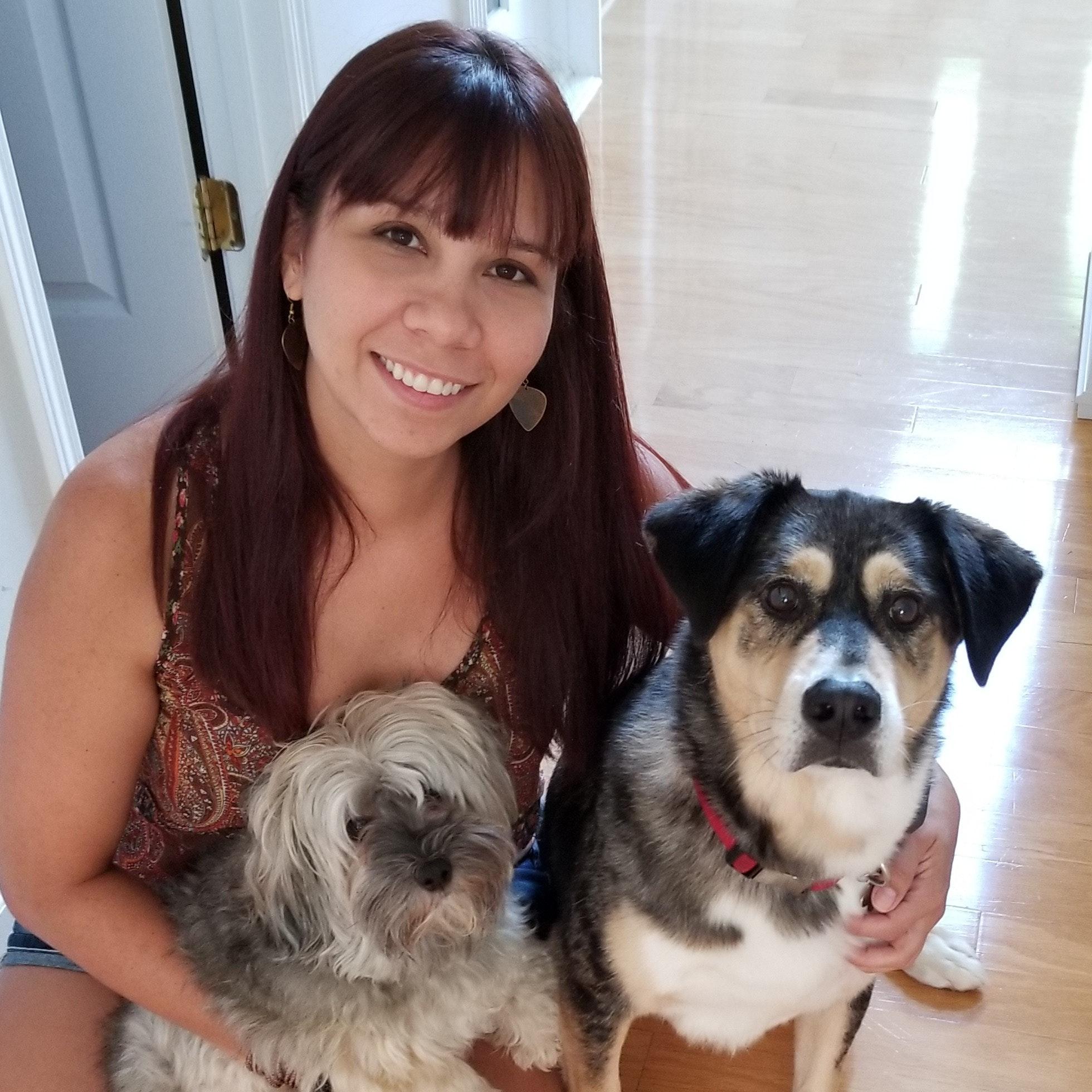 dog walker Soraya