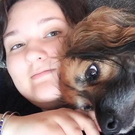 dog walker Carrie