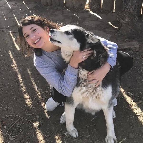 dog walker Makayla