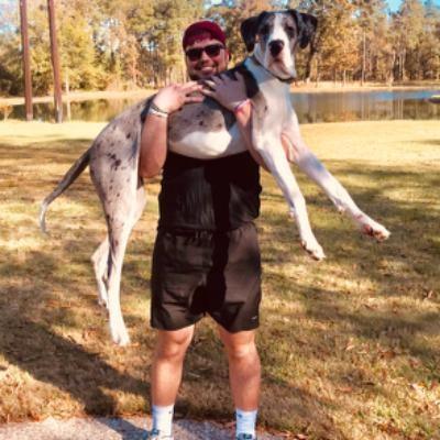 Caleb's dog boarding
