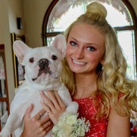 dog walker Mattie