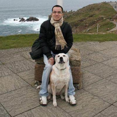 dog walker Alvin