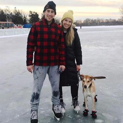 Mackenzie & Christopher's dog boarding