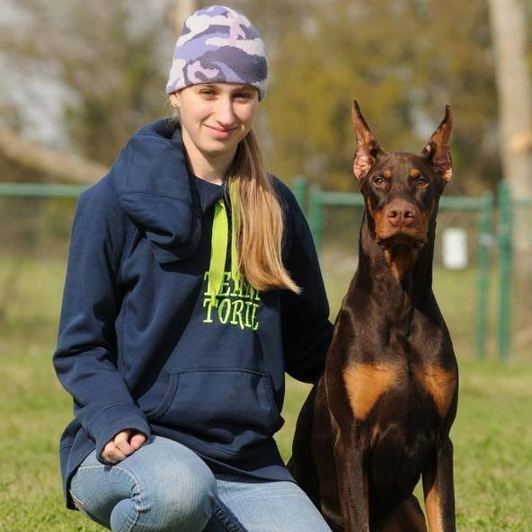 dog walker Ciara