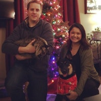 Melinda & Eric's dog boarding