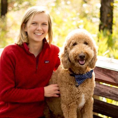 dog walker Kathryn