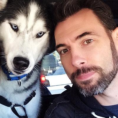 dog walker Jeff