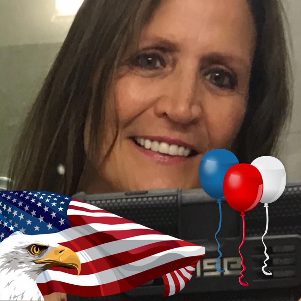 Karen R F.