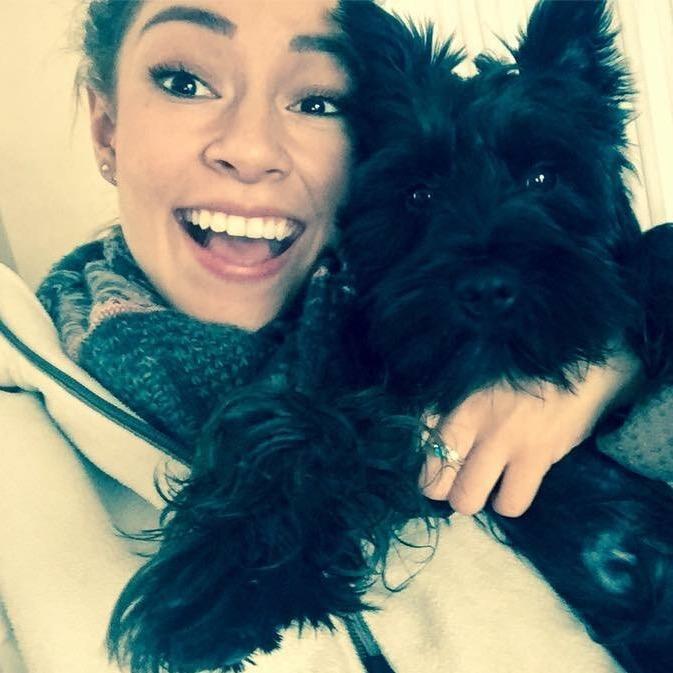 Talia's dog boarding