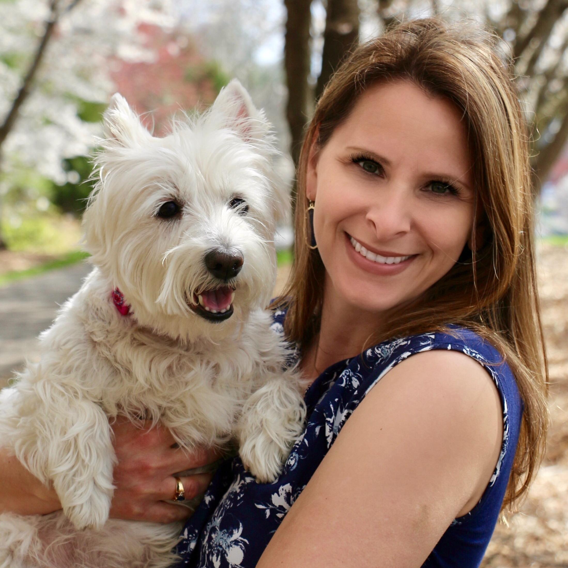 dog walker Addie
