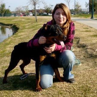 dog walker Sylvia