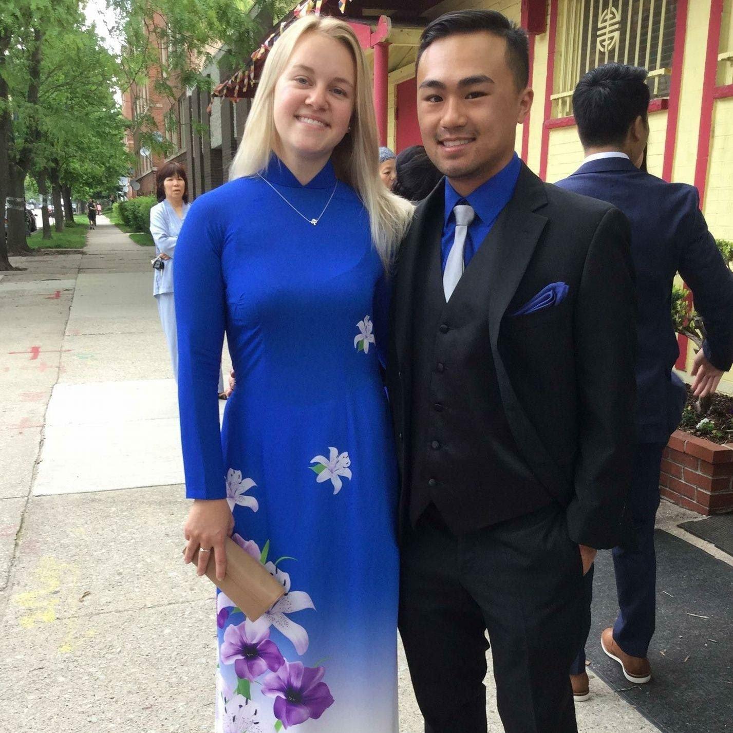 Tony & Sarah N.