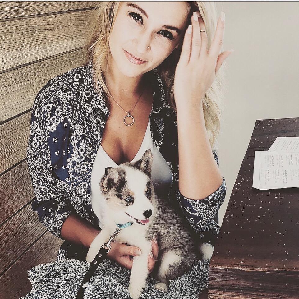 dog walker Presley