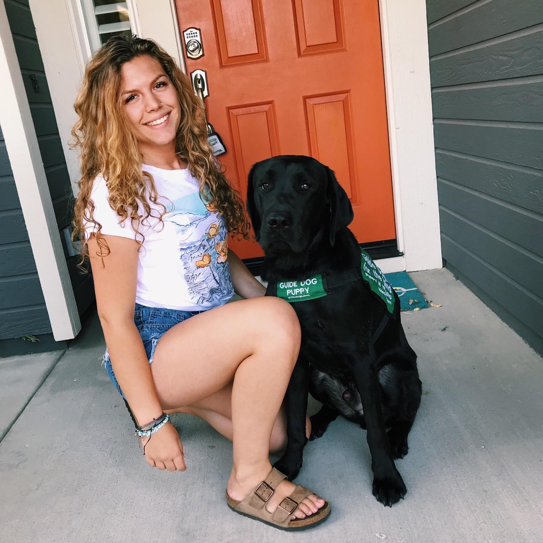 dog walker Anabella