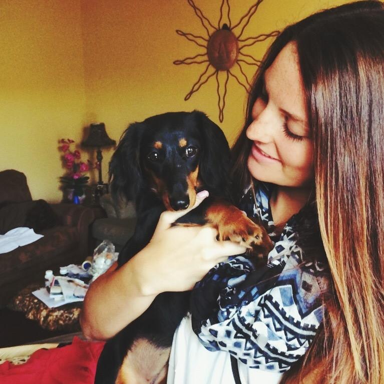 pet sitter Nycole