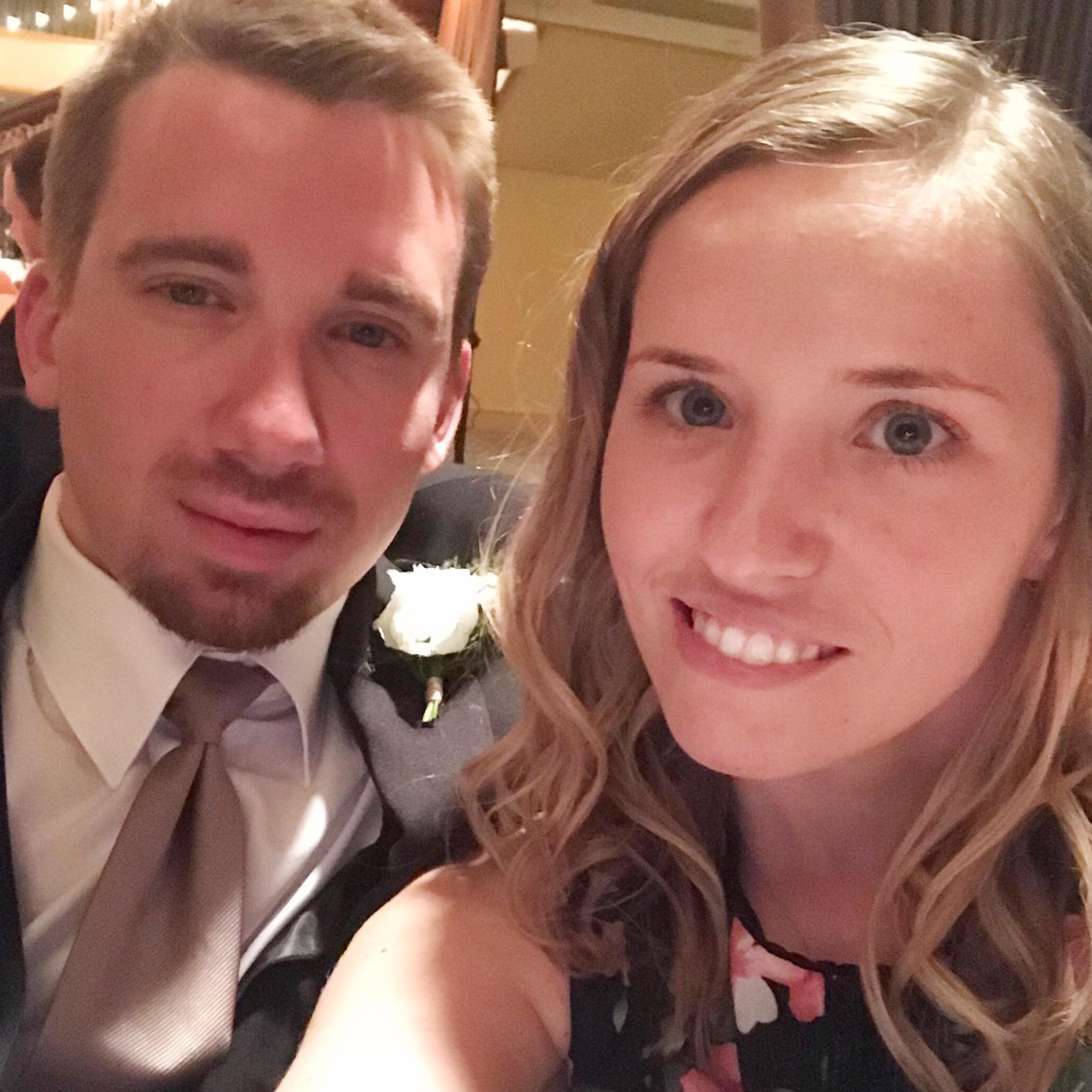Melissa & Andrew S.