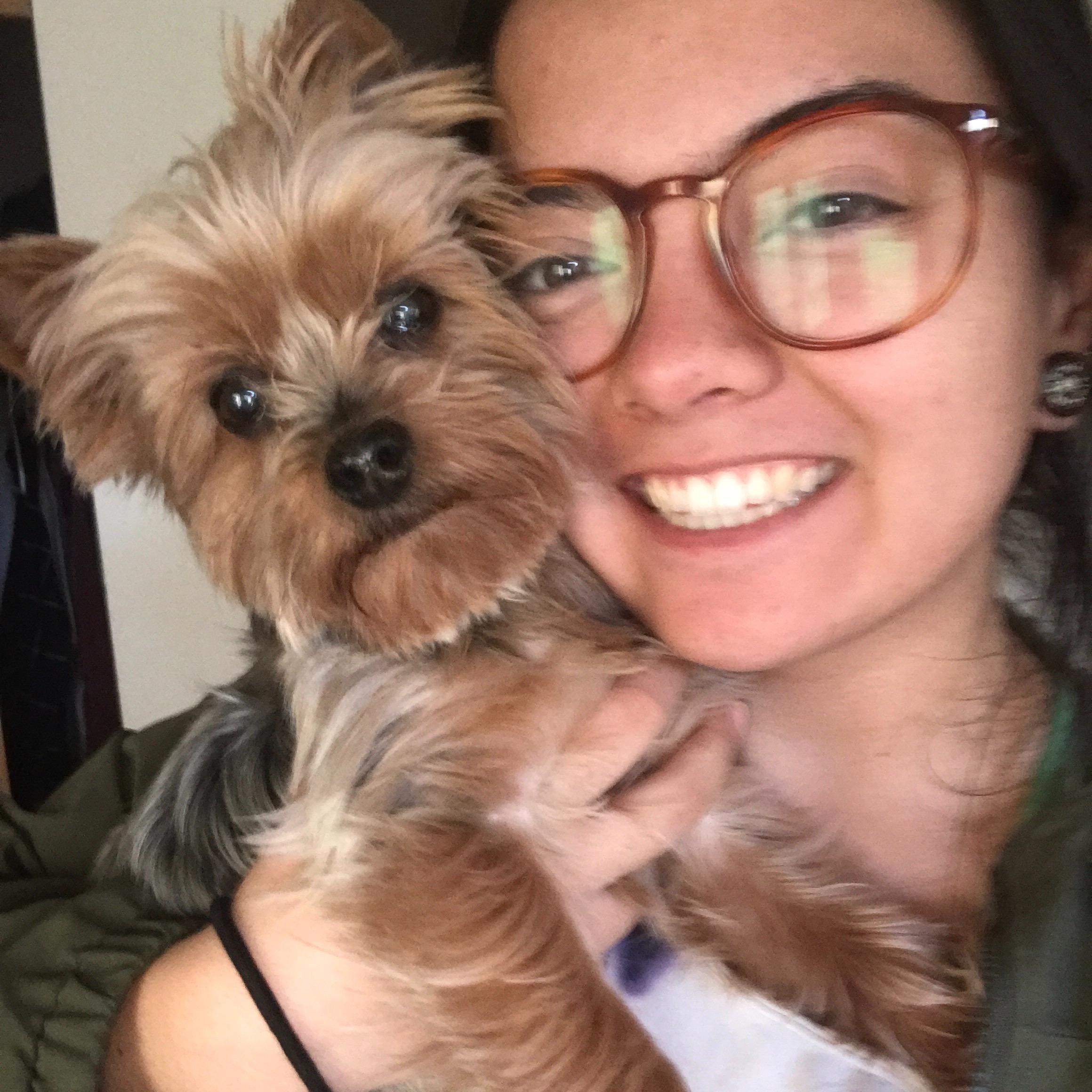 Kyanna's dog boarding