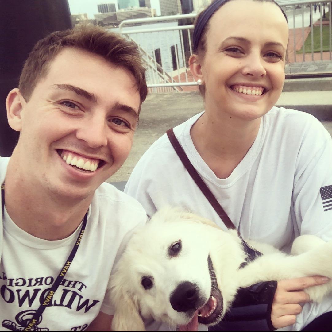 Samantha & Raymond's dog day care
